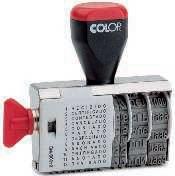 COLOP Formulario 0400WD 4MM FEC.FF.1