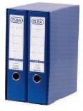 ELBA Módulo Archivador 2ud A4 Lomo 80mm Azul 100580050