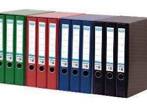ELBA Módulo Archivador 3ud A4 Lomo 50mm Verde 100580057