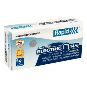 RAPID Grapas 5000 Ud 44/6 Galvanizada 24868100
