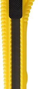 CUTTER GUIA DE PLASTICO 18MM BASIC MTL 79254