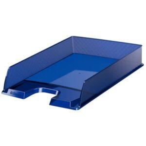 ESSELTE Bandeja sobremesa Europost 254x61x350 Azul transparente