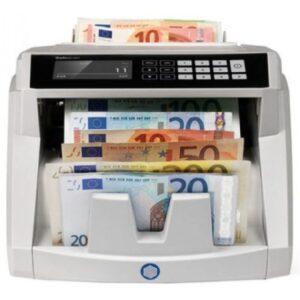 SAFESCAN CONTADOR DE BILLETES 2465-S 6 DIV. GBP, USD, PLN, SEK, NOK Y CHF112-0540
