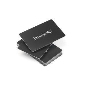 SAFESCAN Pack de 25 tarjetas RF-100 125-0603