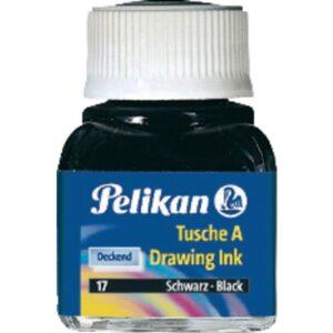 PELIKAN Tinta china 10 ml azul ultramar 201582