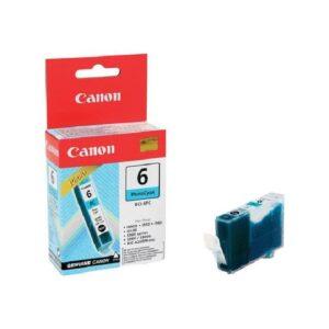 CANON Cartuchos inyeccion BCI-6PC Cyan 4709A002
