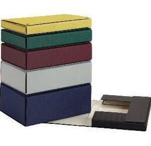 PARDO Carpetas proyecto 350X245X120 Negra Cierre con broche 971201