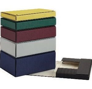 PARDO Carpetas proyecto 350X245X70 Negra Cierre con broche 967001