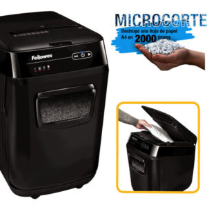 FELLOWES Destructora Automax 200M 4656301