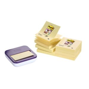 POST-IT Pack.8 znotes am + disp val-p-8sscy-eu
