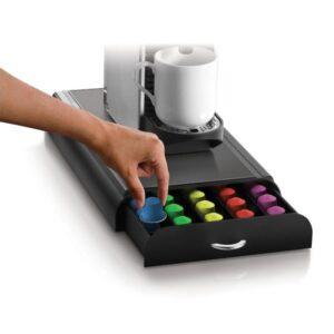 CEP Organizador con 1 cajón,4 separadores, capacidad 50 monodosis Nespresso®2230050011