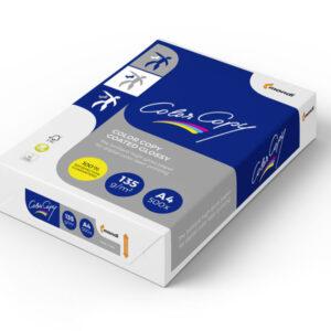 COLOR COPY Paquete 250 Hojas Color Copy  Coated Glossy 135 Gramos A4 180022918