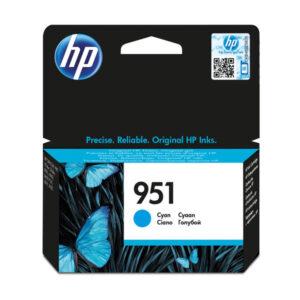 HP Cartucho inyeccion 951 Cyan CN050AE