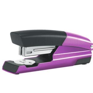 PETRUS Grapadora Sobremesa 635 Wow 30 Hojas Lila Metalizado Carga superior 624330