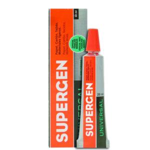TESA Pegamento universal Supergen Tubo 20ml.