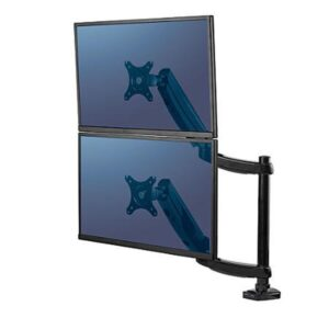 "FELLOWES Brazo doble para monitor hasta 32"" 8043401"