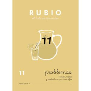 RUBIO CUADERNO PROBLEMAS Nº 11 PR-11