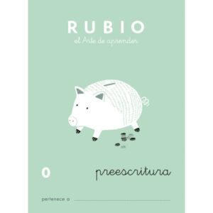 RUBIO CUADERNO PREESCRITURA Nº 0 C-0