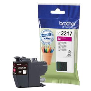 BROTHER cartucho inyección magenta 550 páginas MFC-J6530DW/J6930DW LC-3217M