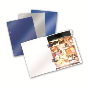 ELBA Pack 25 Subcarpetas de presentacion blanca 400042270