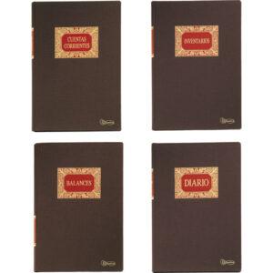 MIQUEL RIUS Libro Contable IVA ventas Fº Natural   215×315 5064