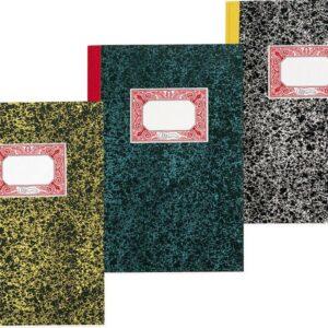 MIQUEL RIUS Libro Cartoné Fº Apaisado Rayado Horizontal 3040