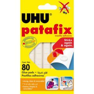 UHU Patafix Original Bl 80 piezas 38021