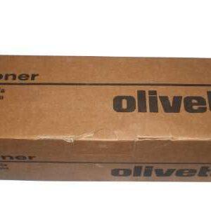 OLIVETTI Toner Laser d-Color MF 200 / MF 280 Amarillo B0855