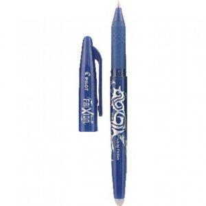 PILOT Boligrafo borrable Frixion Ball Azul punta 0.7 mm