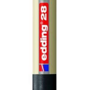 EDDING Tinta recarga marcadores pizarra BTK 25 25 ml negro