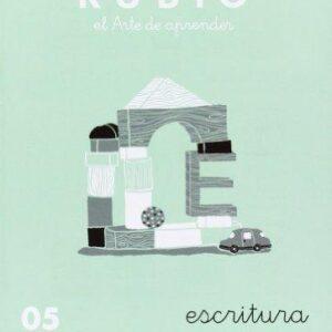 RUBIO CUADERNO ESCRITURA Nº 05 C-05