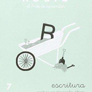 RUBIO CUADERNO ESCRITURA Nº 7 C-7