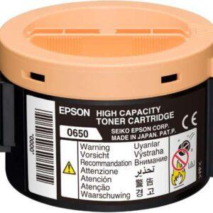 EPSON Toner Laser 0650 Negro C13S050650