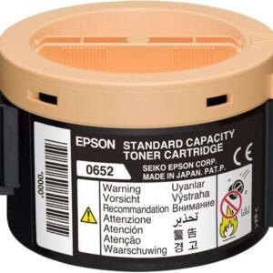 EPSON Toner laser S050652 Negro Para M1400/MX14 1000 paginas C13S050652