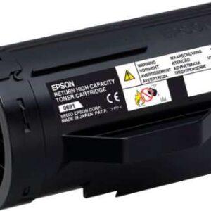 EPSON Toner Laser 0691 Negro C13S050691