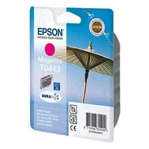 EPSON Cartucho inyeccion T0443 Magenta C13T04434010