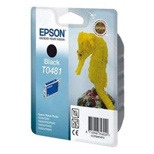 EPSON Cartucho inyeccion T0481 Negro C13T04814010