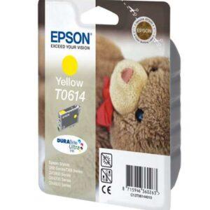 EPSON Cartuchos inyeccion T061 Amarillo Blister C13T06144010