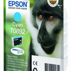 EPSON Cartuchos Inyeccion T0892 Cyan C13T08924021