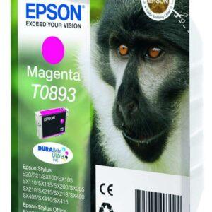 EPSON Cartucho Inyeccion T0893 Magenta 3,5ml