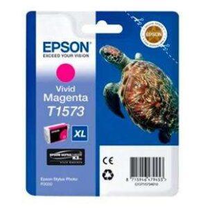 EPSON Cartuchos Inyeccion T1573 Magenta Vivo C13T15734010