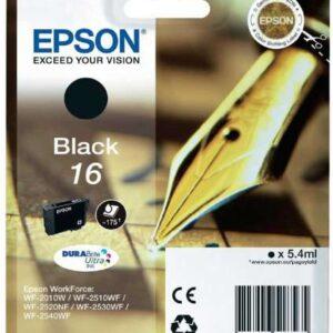 EPSON Cartuchos Inyeccion T1621 Negro 175pag C13T16214012