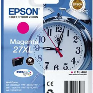 EPSON Cartuchos inyeccion 27XL Magenta C13T27134010