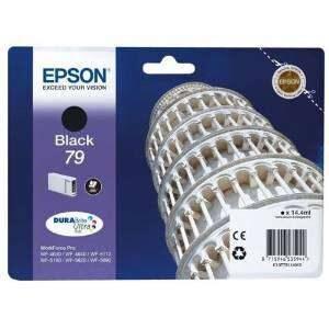 EPSON Cartuchos Inyeccion 79 DURABrite Ultra Negro C13T79114010