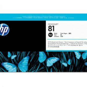CABEZAL HP PLOTTER DESIGNET 5500 CP Nº 81 NEGRO C4950A