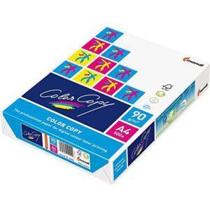 COLOR COPY Papel impresión 125 Hojas A4 250 Gr CCA4250
