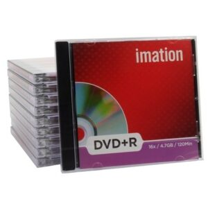 DISCO DVD-R 4,7 GB 16X IMATION