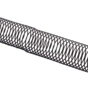 GBC CAJA 50 ESPIRALES DE ENCUADERNACION METALICOS 30 mm NEGRO