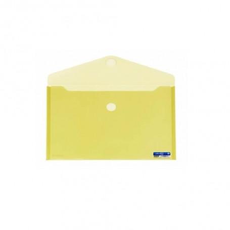 SOBRE CON CIERRE DE VELCRO HFP OFFICE BOX AMARILLO A4+ 90153