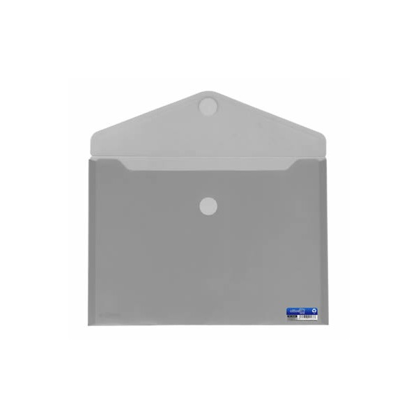 OFFICE BOX SOBRE CON CIERRE DE VELCRO CRISTAL A4+